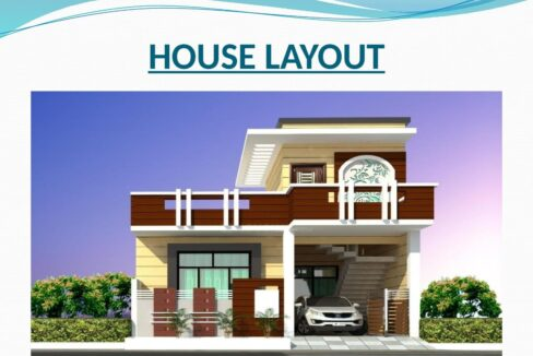 2 BHK Row House Raebareli Road Lucknow