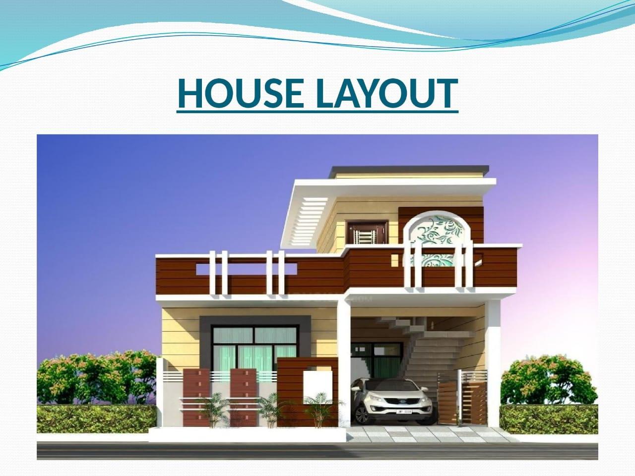 2 BHK Row House Raebareli Road Lucknow