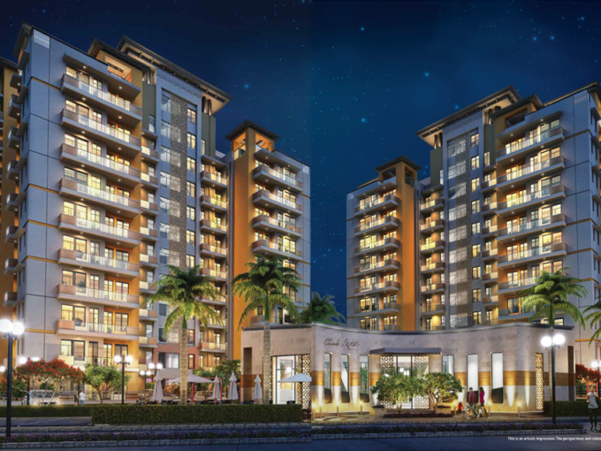 2 & 3 BHK Apartments On Sitapur road