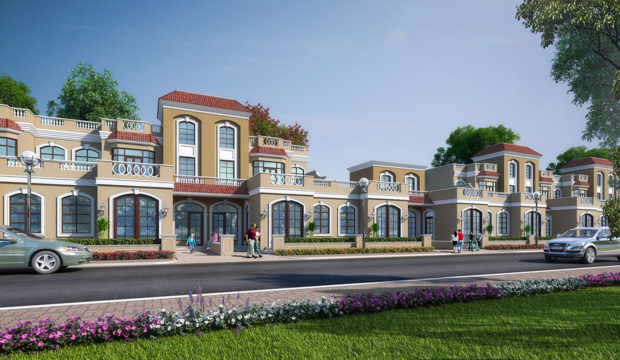 Front Elevation Oro City
