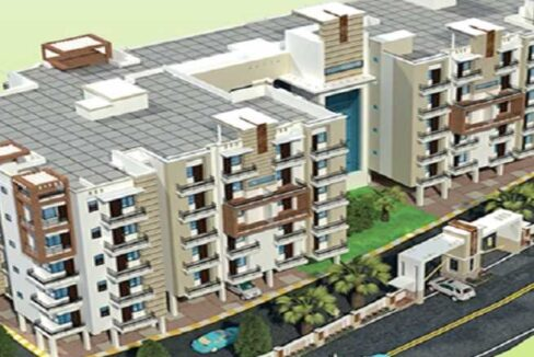 2/3 BHK FLATS IN SIKANDRA