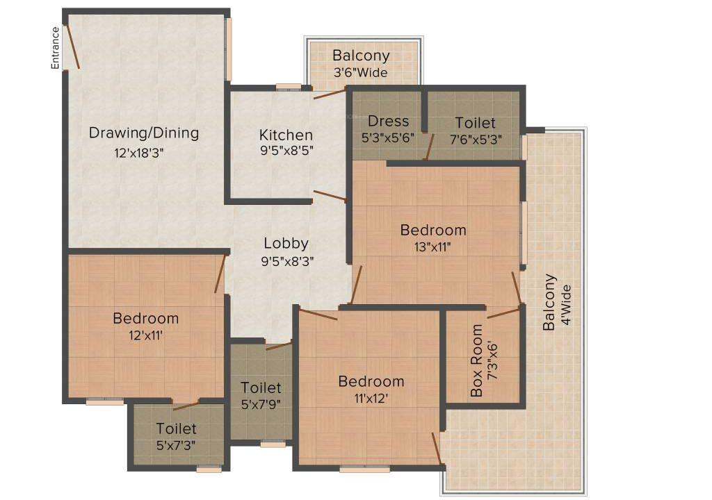 deeksha-housing-pvt-ltd-shri-bankey-bihari-dham-3bhk-3t-1676-sq-ft-22600027