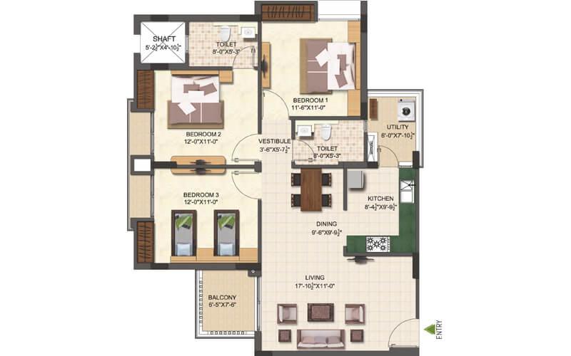 floor-plan-1587380940nirvana-3bhk