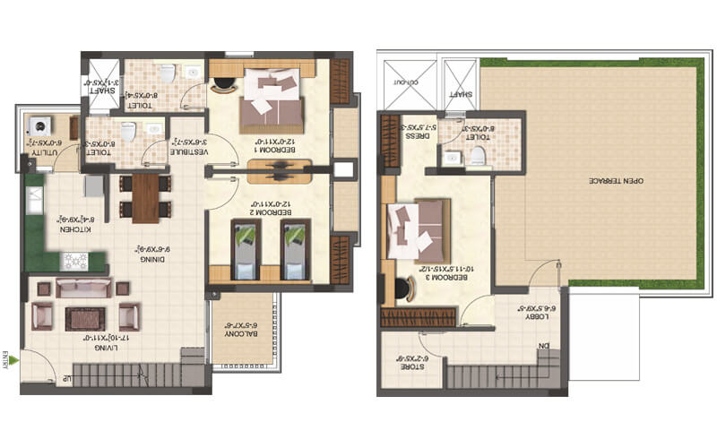 floor-plan-1587380953nirvana-3bhk-duplex