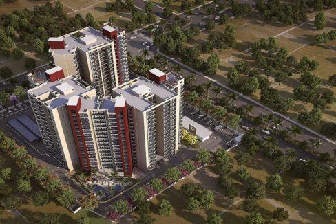 2 BHK Kiara Residency Lucknow