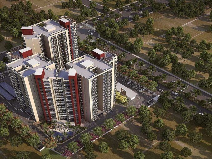 2 BHK Kiara Residency Lucknow