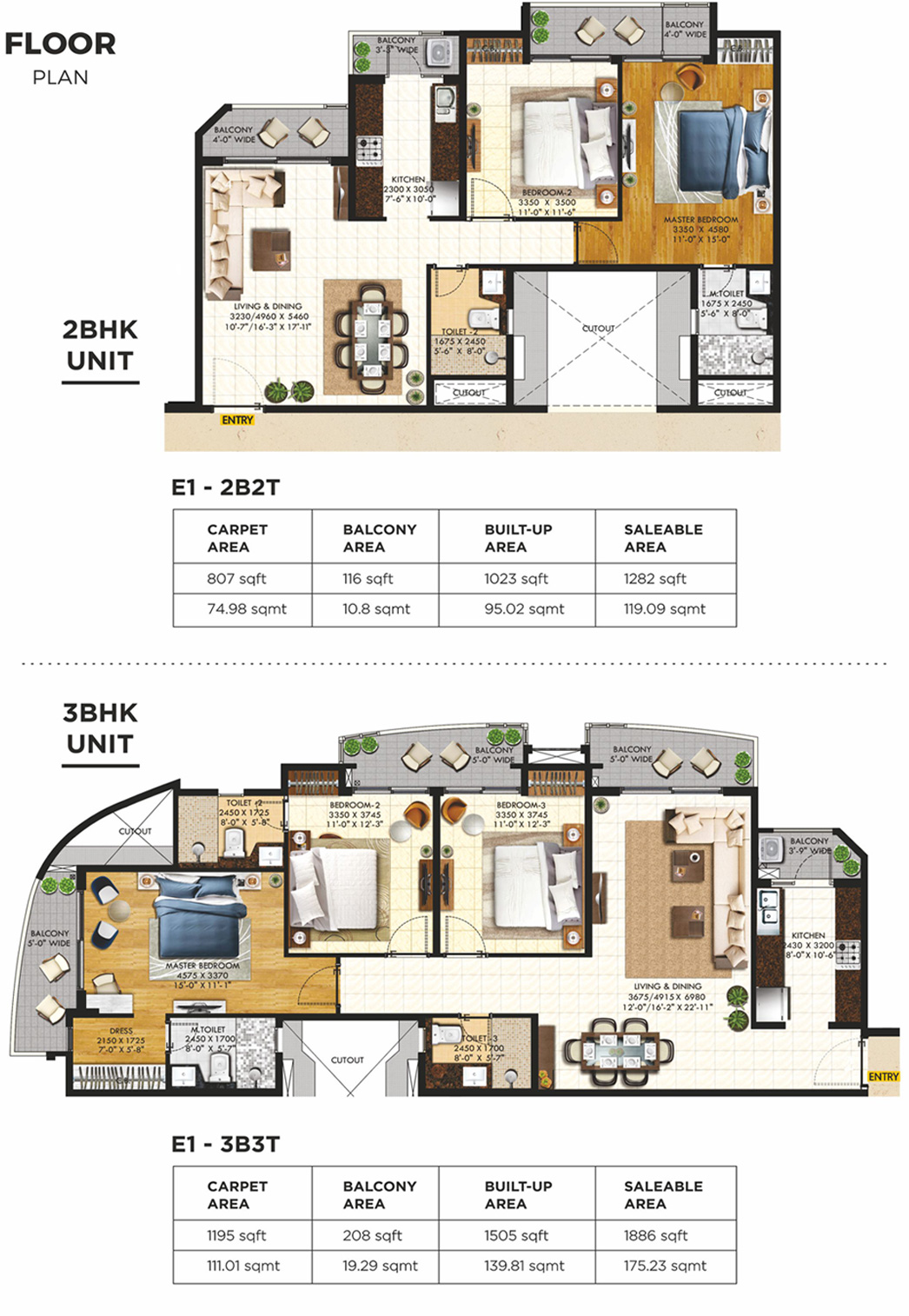 2BHK 2T Store