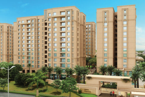 2/3 BHK LUXURY FLATS MANSAROVAR
