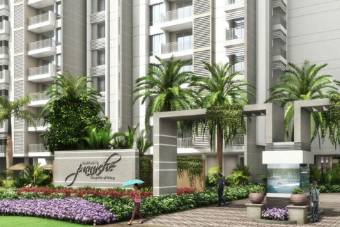 3 BHK APARTMENTS AND PENTHOUSES IN JAGATPURA