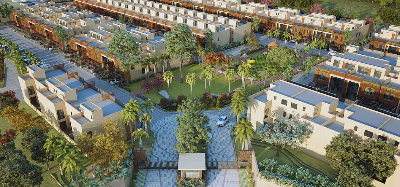 3/4 BHK Luxury Villas in Jaipur