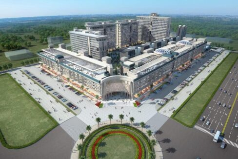 COMMERCIAL PROJECT IN GREATER NOIDA