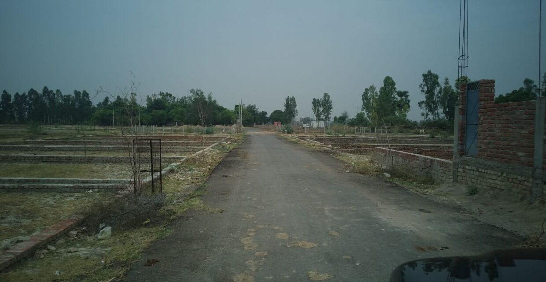 Metro Plots Lucknow Near Amausi (62)