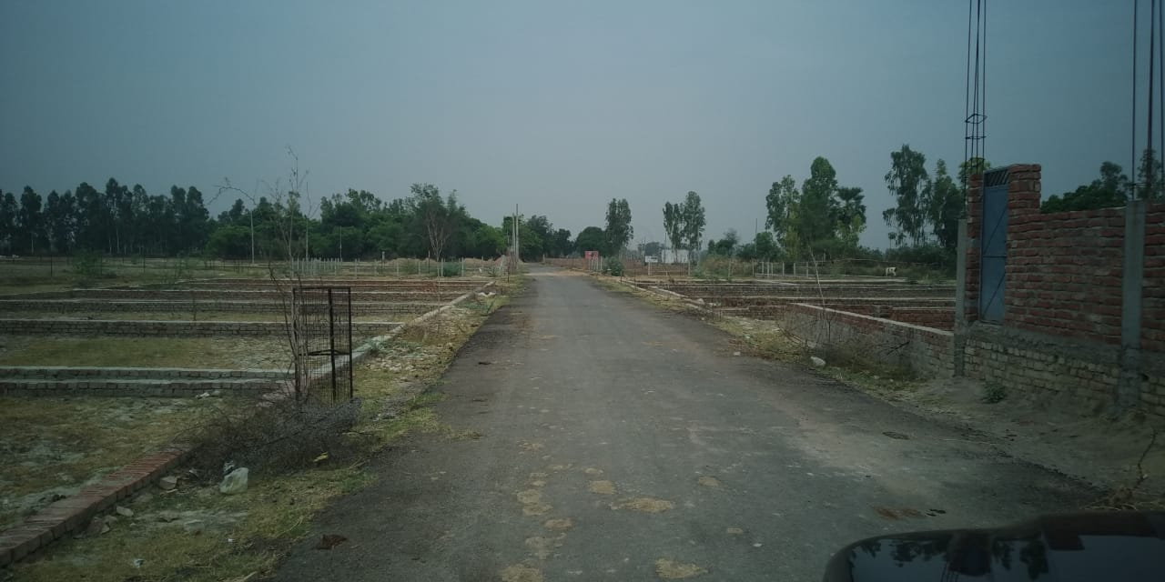 Buy Plot with in Your Budget   1600 SQFT