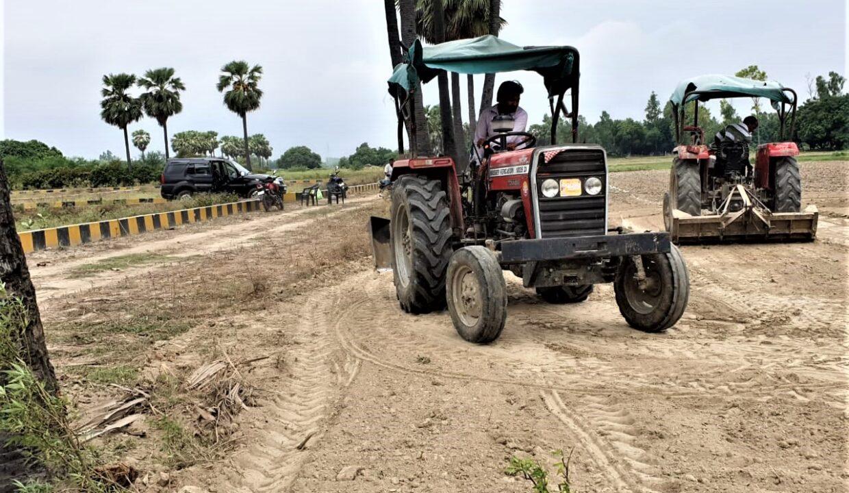 Metro Plots Lucknow Near Amausi (69)