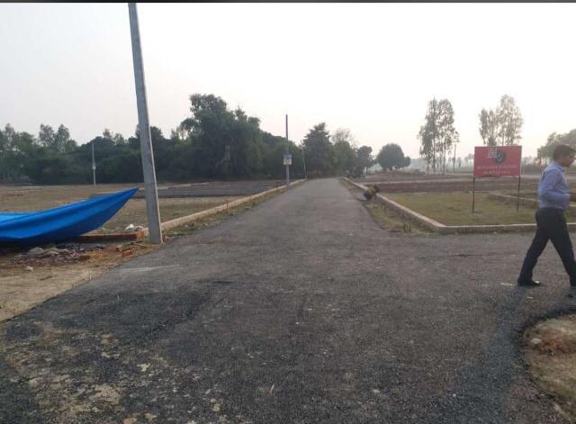 Metro Plots Lucknow Near Amausi (71)