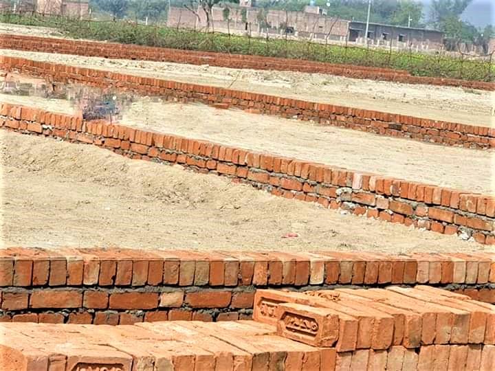 Metro Plots Lucknow Near Amausi (74)