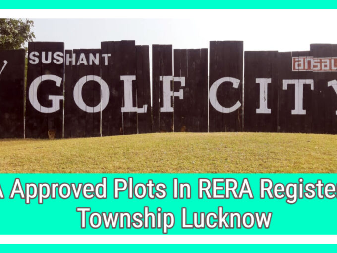 LDA Approved Plots In Lucknow